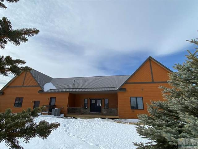 12 Willow Bend Road, Red Lodge, MT 59068 (MLS #316821) :: MK Realty