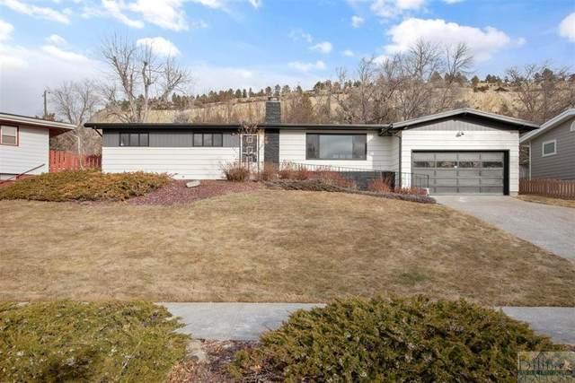 2451 Cascade Avenue, Billings, MT 59102 (MLS #317087) :: MK Realty