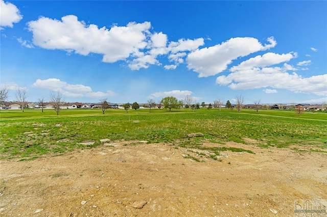 Lot 8A Block 51 Winged Foot Drive, Billings, MT 59105 (MLS #317126) :: MK Realty
