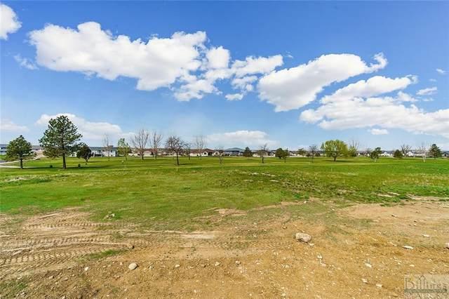 Lot 8B Block 51 Winged Foot Drive, Billings, MT 59105 (MLS #317146) :: MK Realty