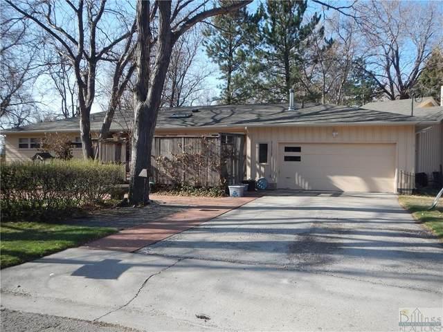 2528 S Bridger Dr, Billings, MT 59102 (MLS #317345) :: Search Billings Real Estate Group