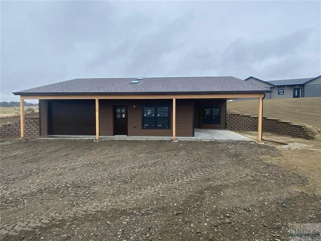 4930 Old Hardin Road, Billings, MT 59101 (MLS #317389) :: Search Billings Real Estate Group