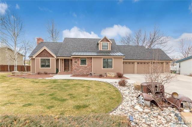2020 Saint Andrews Drive, Billings, MT 59105 (MLS #317417) :: The Ashley Delp Team
