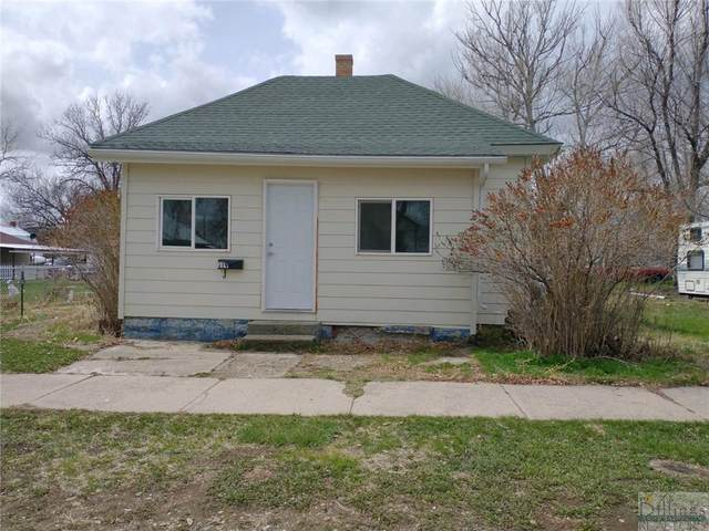 319 2nd Street E, Roundup, MT 59072 (MLS #317757) :: MK Realty