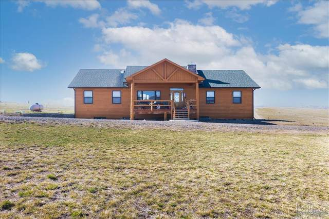 1551 N Horseshoe Hills Road, Billings, MT 59101 (MLS #317765) :: Search Billings Real Estate Group