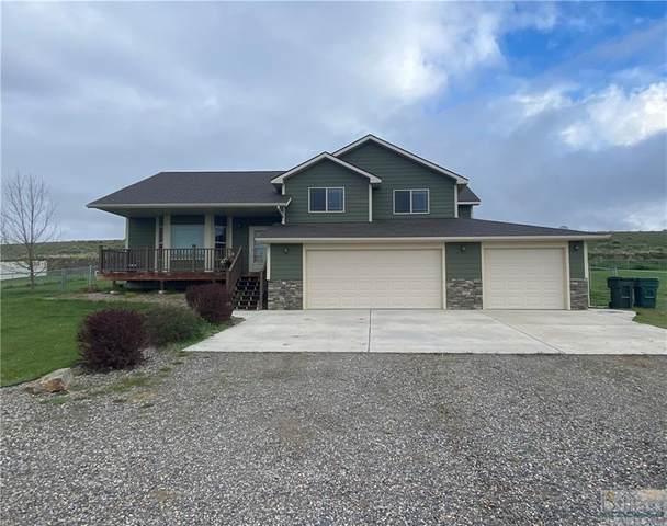 30 Quinn Way, Laurel, MT 59044 (MLS #317990) :: Search Billings Real Estate Group