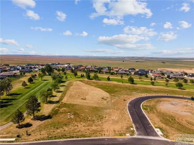 503 Winged Foot Drive, Billings, MT 59105 (MLS #318433) :: Search Billings Real Estate Group