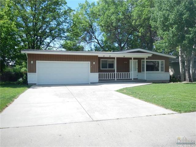 2114 Mariposa Lane, Billings, MT 59102 (MLS #318561) :: MK Realty