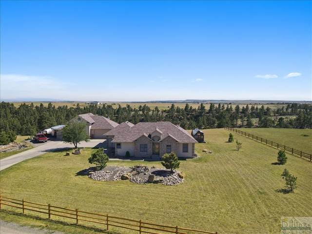 4040 Valley Canyon Ranch, Molt/Rapelje, MT 59057 (MLS #318568) :: Search Billings Real Estate Group