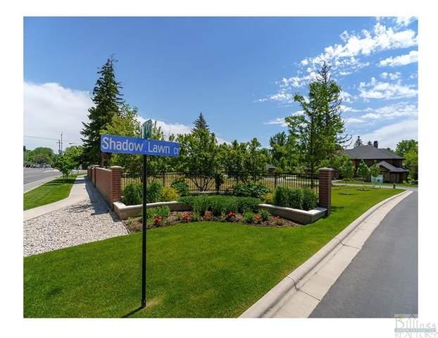 507 Shadow Lawn Court, Billings, MT 59102 (MLS #319637) :: Search Billings Real Estate Group