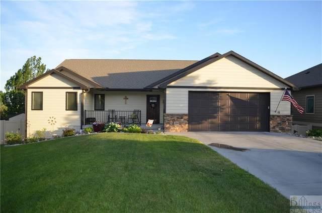 3114 E Copper Ridge Loop, Billings, MT 59106 (MLS #319675) :: Search Billings Real Estate Group
