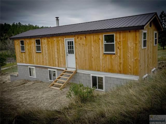 1 Log Cabin Road, Roundup, MT 59072 (MLS #319735) :: Search Billings Real Estate Group
