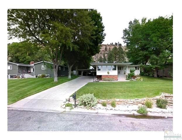 2137 Fairway Drive, Billings, MT 59102 (MLS #319769) :: MK Realty