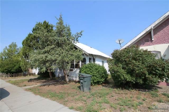 121 5th Street West, Hardin, MT 59034 (MLS #319850) :: Search Billings Real Estate Group