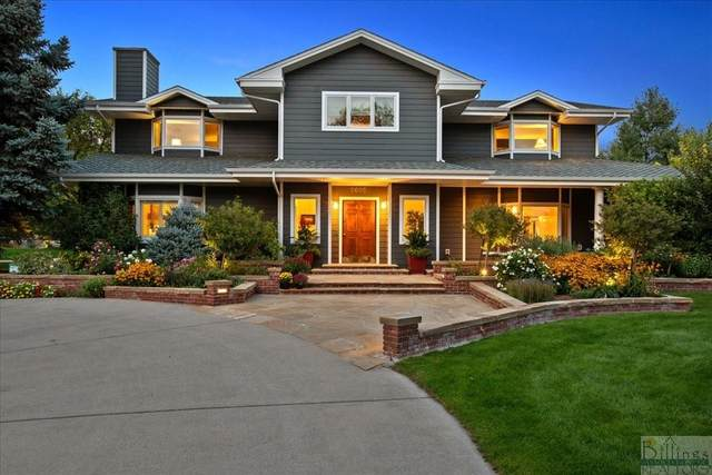 2605 Westfield Drive, Billings, MT 59106 (MLS #319916) :: Search Billings Real Estate Group
