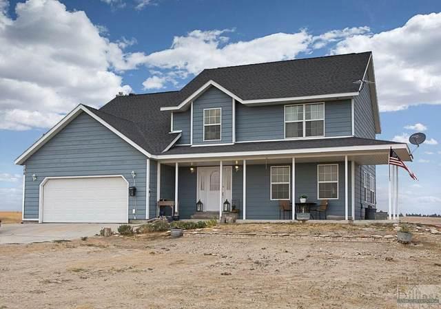 108 Cottonwood, Roundup, MT 59072 (MLS #319932) :: Search Billings Real Estate Group