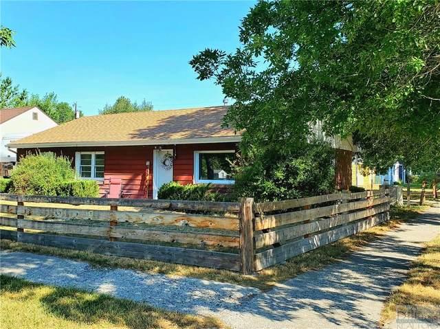 519 E 6th Street, Laurel, MT 59044 (MLS #321327) :: Search Billings Real Estate Group