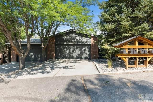 3541 Briarwood Boulevard, Billings, MT 59101 (MLS #321449) :: Search Billings Real Estate Group