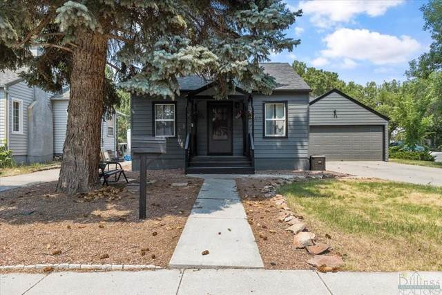 803 Yellowstone Avenue, Billings, MT 59102 (MLS #321495) :: Search Billings Real Estate Group
