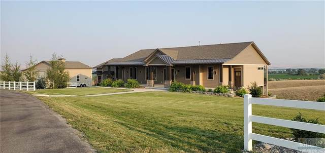 8120 Panorama Court, Billings, MT 59106 (MLS #321663) :: The Ashley Delp Team