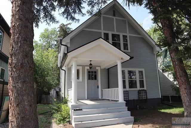 720 N 31st Street, Billings, MT 59101 (MLS #321924) :: MK Realty
