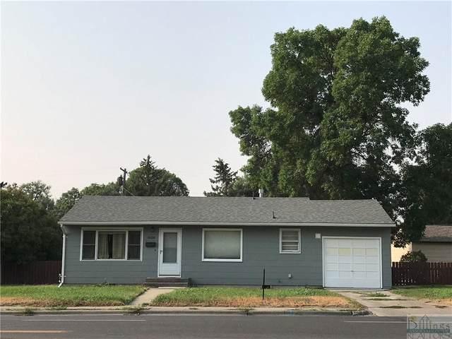 1628 Broadwater, Billings, MT 59102 (MLS #321943) :: Search Billings Real Estate Group
