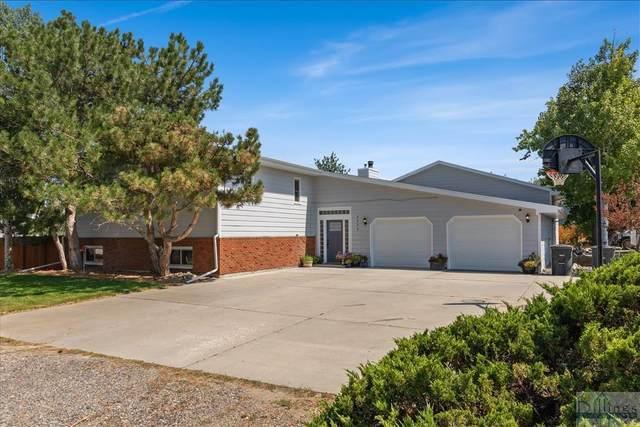 3129 Conestoga Way, Billings, MT 59105 (MLS #322025) :: Search Billings Real Estate Group
