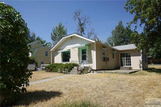 623 Rimrock Road, Billings, MT 59102 (MLS #322120) :: Search Billings Real Estate Group