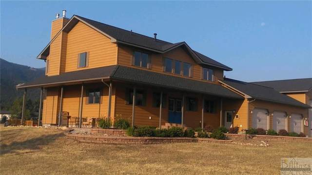 50 Mountainbrook, Red Lodge, MT 59068 (MLS #322320) :: The Ashley Delp Team