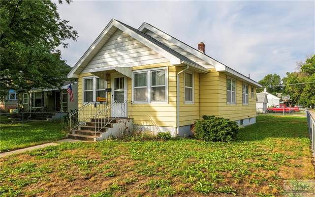 202 S 35th Street, Billings, MT 59101 (MLS #322355) :: Search Billings Real Estate Group