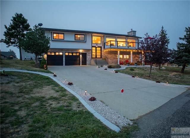 4621 Arapaho Lookout, Billings, MT 59106 (MLS #322700) :: Search Billings Real Estate Group