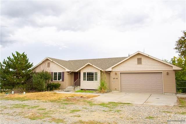 1720 Rosecrans, Billings, MT 59105 (MLS #322702) :: Search Billings Real Estate Group