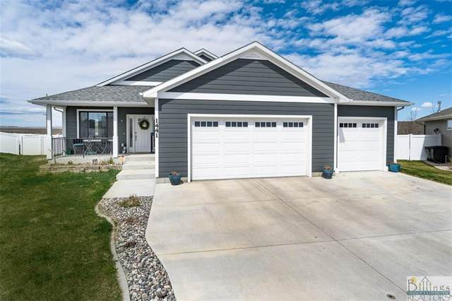 2224 Entrada Road, Billings, MT 59105 (MLS #322778) :: Search Billings Real Estate Group