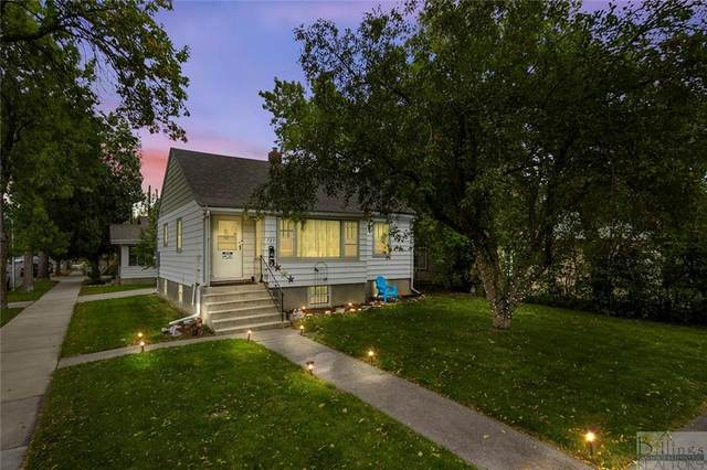 3116 8th Ave N, Billings, MT 59101 (MLS #322880) :: MK Realty