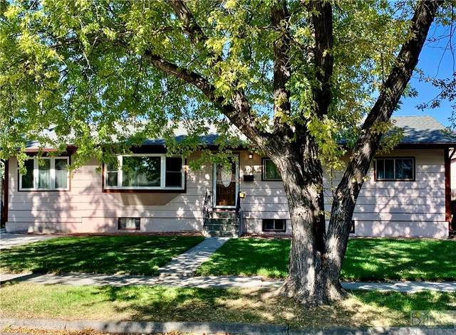 4411 Mitchell Ave, Billings, MT 59101 (MLS #323102) :: The Ashley Delp Team