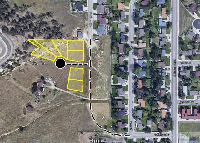TBD Tumbleweed Drive, Billings, MT 59105 (MLS #323307) :: MK Realty