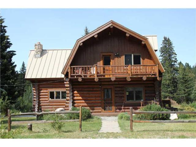 35 Bull Moose Trail, Red Lodge, MT 59068 (MLS #260053) :: Realty Billings