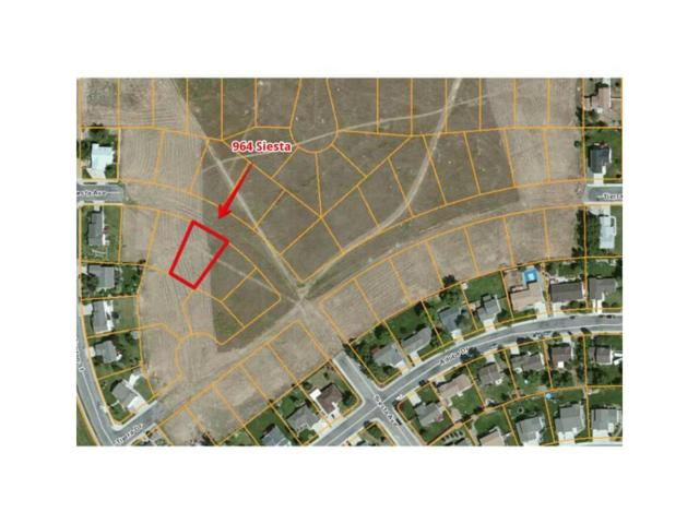 964 Siesta Avenue, Billings, MT 59105 (MLS #262470) :: Realty Billings