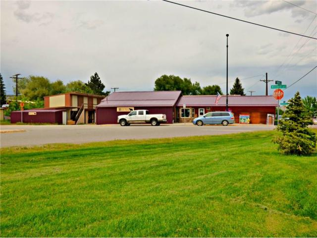 66 N Woodard Avenue, Absarokee, MT 59001 (MLS #262982) :: Search Billings Real Estate Group