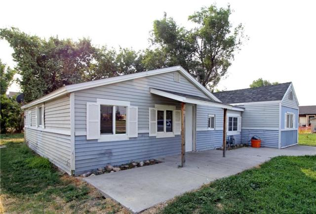 1016 S 28th Street, Billings, MT 59101 (MLS #271180) :: Realty Billings