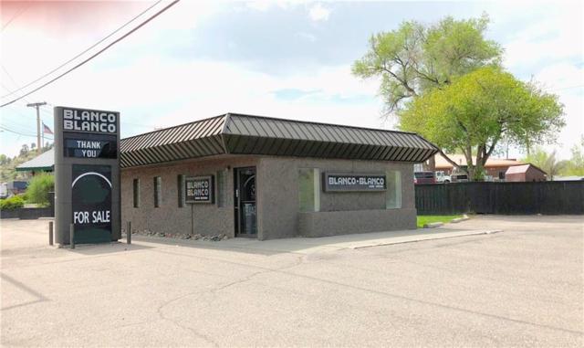 320 Main Street, Billings, MT 59101 (MLS #279300) :: The Ashley Delp Team