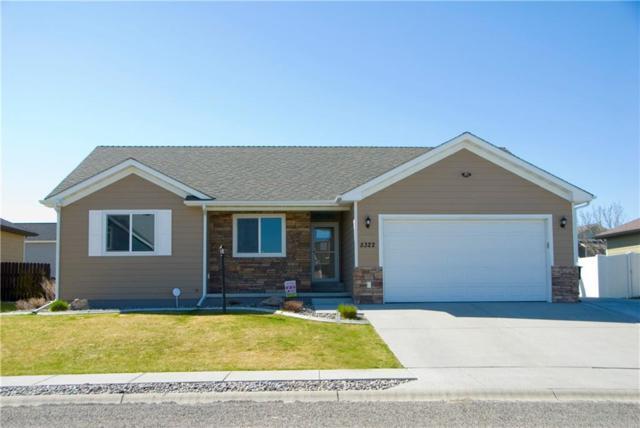 5322 Sacagawea Drive, Billings, MT 59101 (MLS #281222) :: Realty Billings