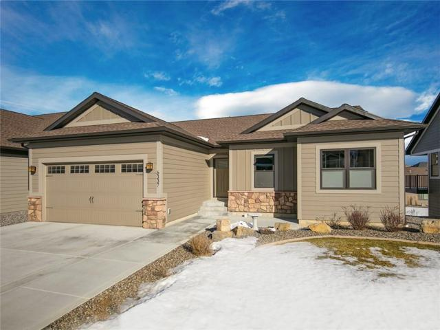 6337 Ridge Stone Drive S, Billings, MT 59106 (MLS #281359) :: The Ashley Delp Team