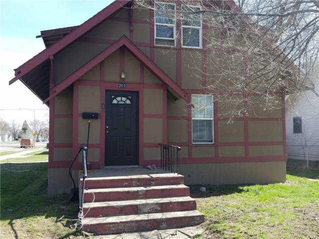 201 S 39th Street, Billings, MT 59101 (MLS #281527) :: The Ashley Delp Team
