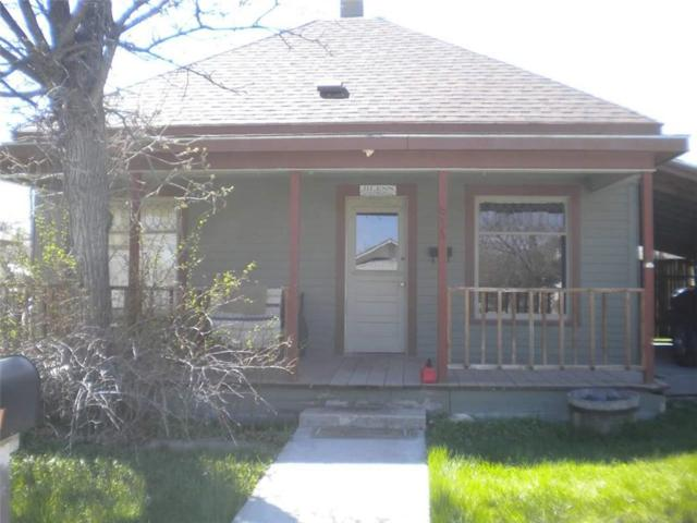 611 1st Street E, Roundup, MT 59072 (MLS #281746) :: Realty Billings