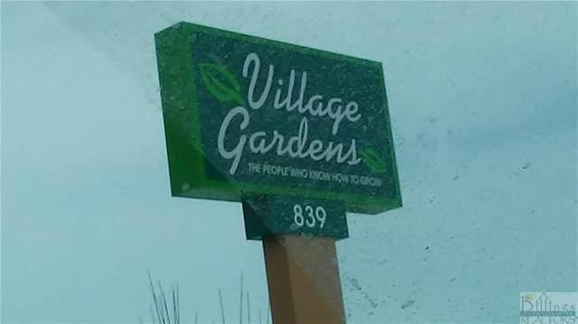839 S 32 Street S, Billings, MT 59102 (MLS #281765) :: MK Realty