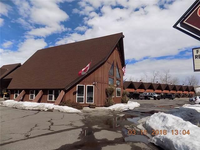 1505 Broadway Avenue S, Red Lodge, MT 59068 (MLS #282121) :: Realty Billings