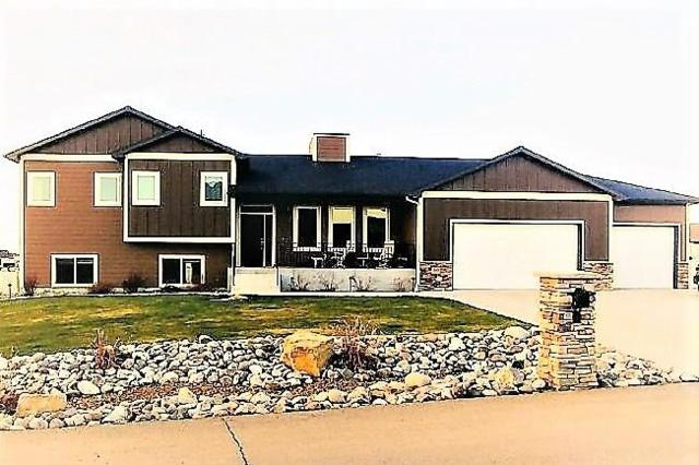 3335 Hidalgo Dr, Billings, MT 59101 (MLS #283273) :: Realty Billings