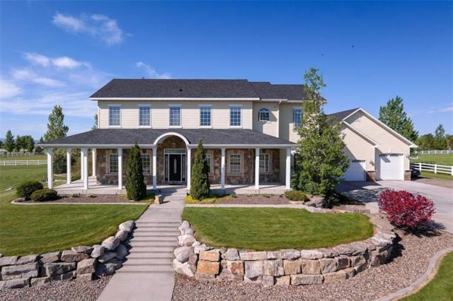 1800 Pheasant Brook Drive, Laurel, MT 59044 (MLS #283441) :: Realty Billings