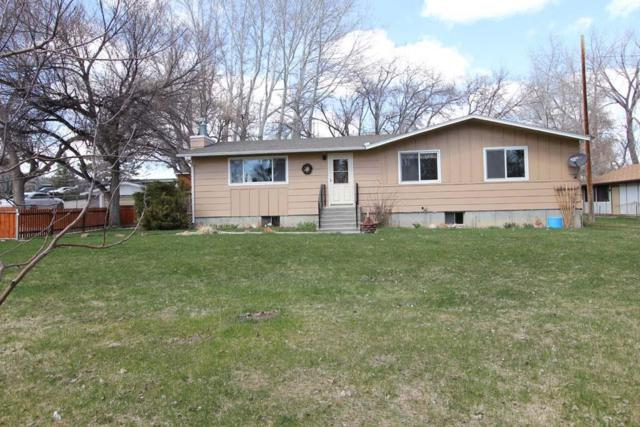 121 N Park St., Joliet, MT 59041 (MLS #283467) :: Realty Billings